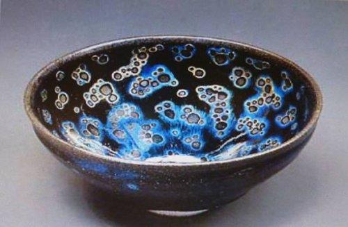 建盏花纹类型有多少种,每种釉色的特点