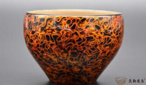 建盏茶具特点,建盏为何成为斗茶第一茶具