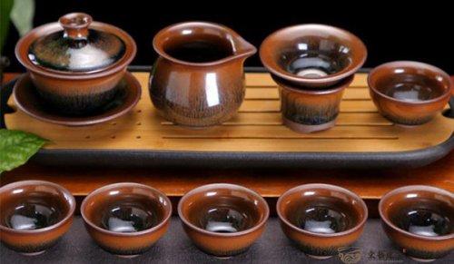 建盏泡茶流程,建盏泡茶注水有什么讲究