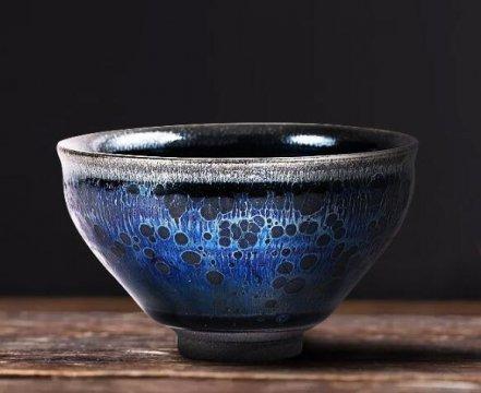 日本国宝的曜变盏,为什么国内博物馆一盏都没有