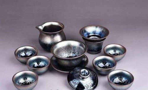 建盏在斗茶中的作用是什么,为什么斗茶的标配是建盏