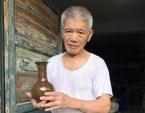 建盏大师陈大鹏——建盏艺术的终身成就奖获得者