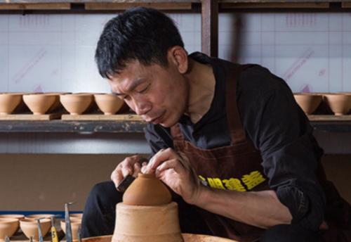 建盏匠人叶诗明:传承建盏技艺,发扬传统文化!